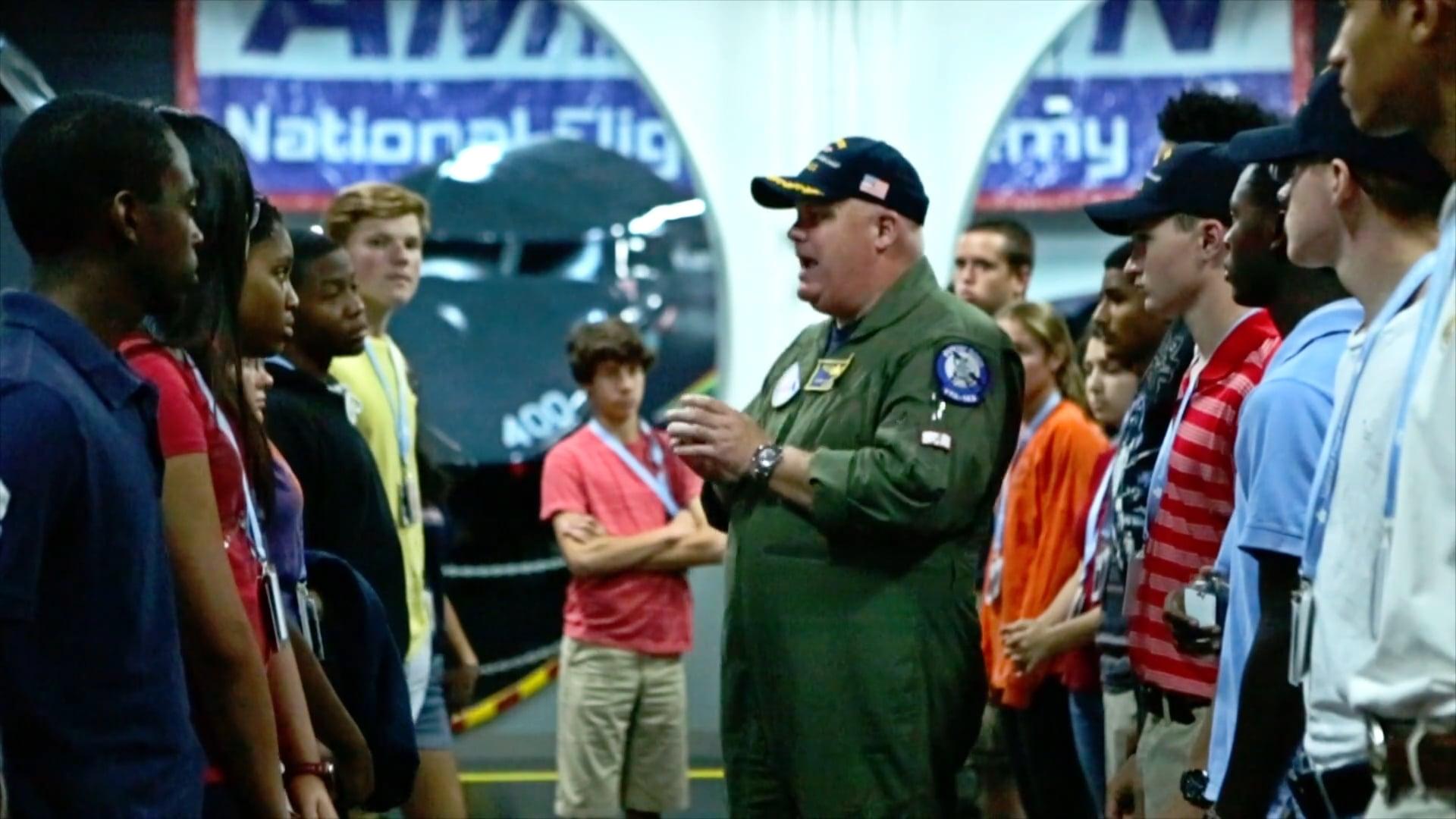 National Flight Academy case study