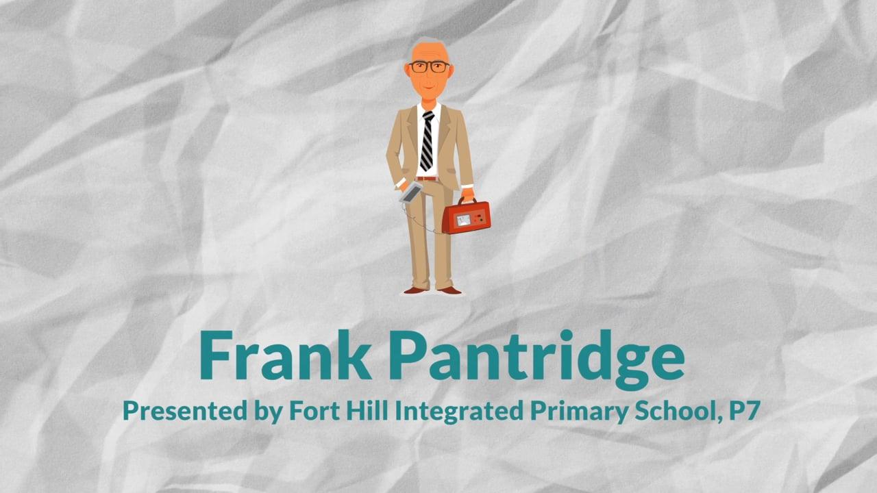 Our Innovators - Frank Pantridge