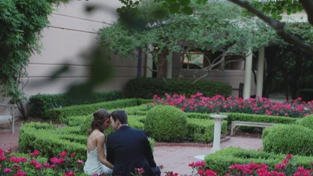 Carolyn and Paul Highlight Film // Houston
