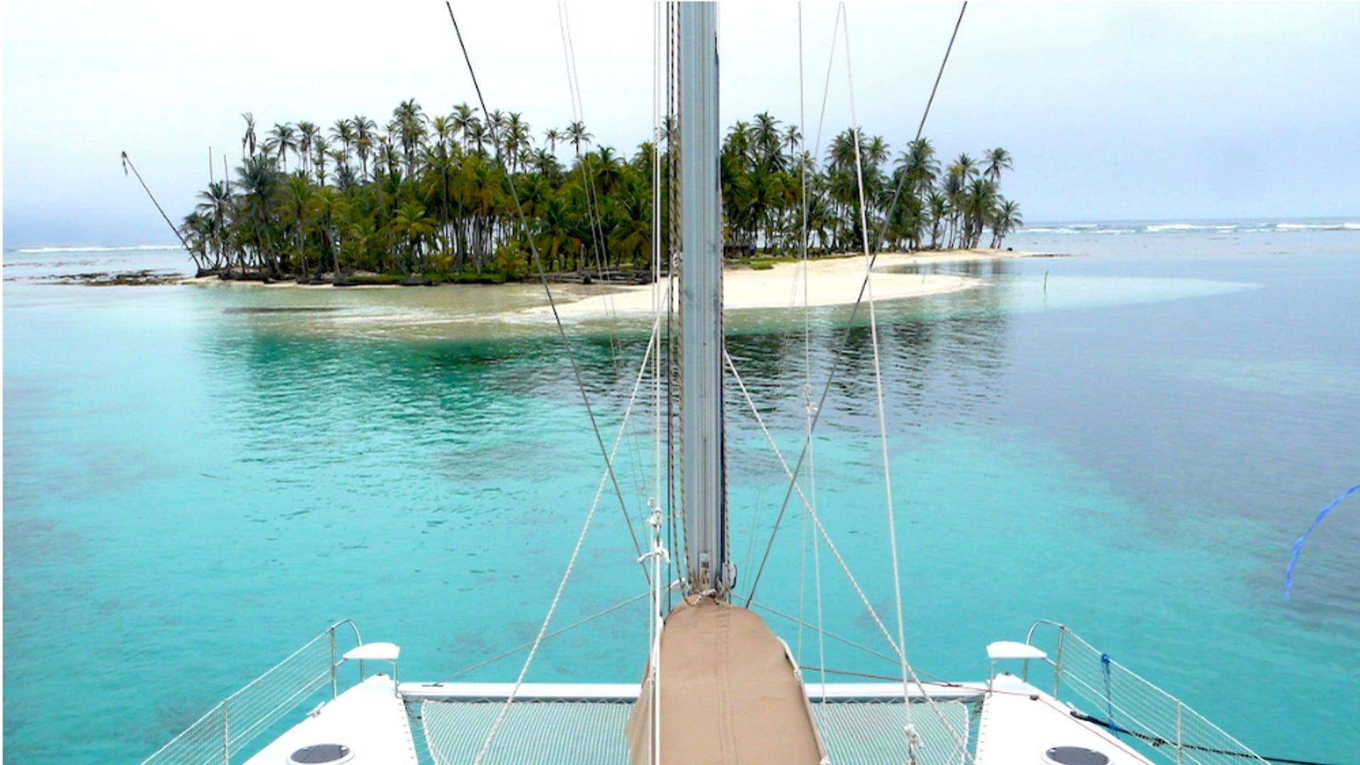 San Blas, el paraíso en catamarán | San Blas:  paradise on board our catamaran