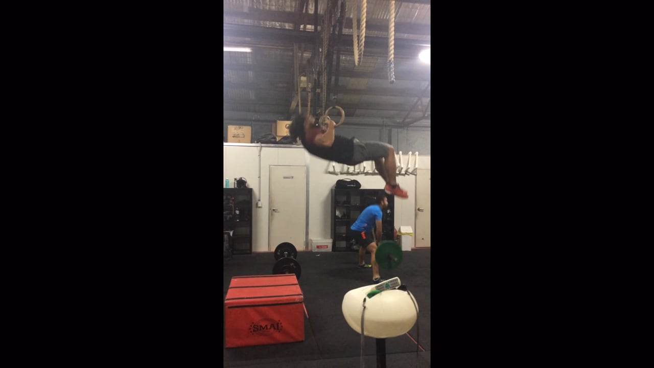 Muscle Up in Tyler