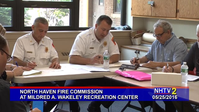 Fire Commission - 05/25/2016