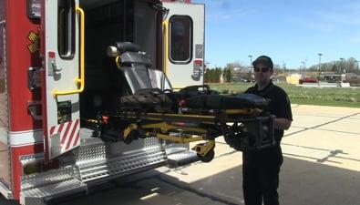 Thumbnail of video Avon Lake Fire Department's New Ambulance Tour