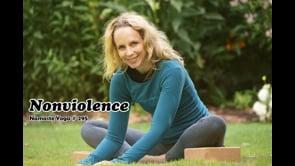 Namaste Yoga 295 Focused Living Series: Focus and Ahimsa/Nonviolence