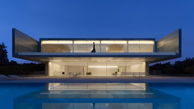 Teaser Trailer. Aluminum House by Fran Silvestre Arquitectos
