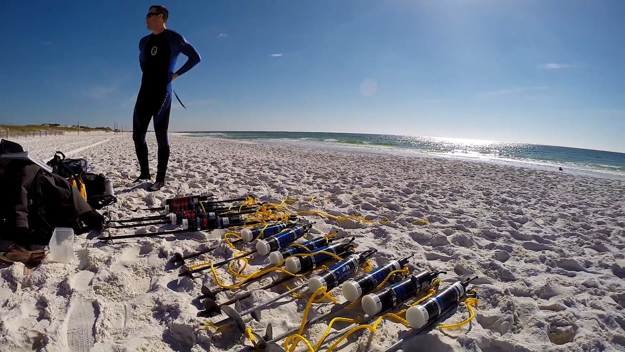 Drones at the beach - A Waterlust film about the SCOPE experiment