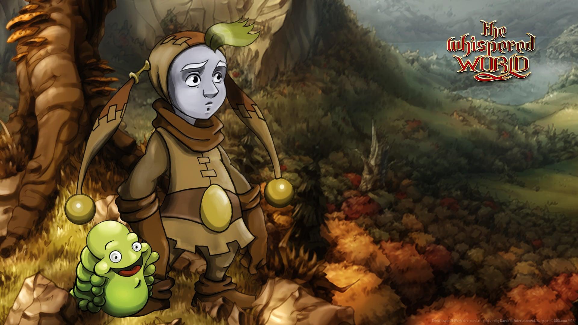 Animation: The Whispered World
