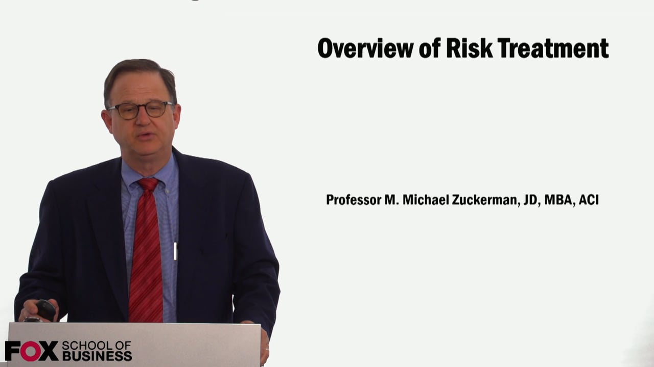 59050Overview of Risk Treatment