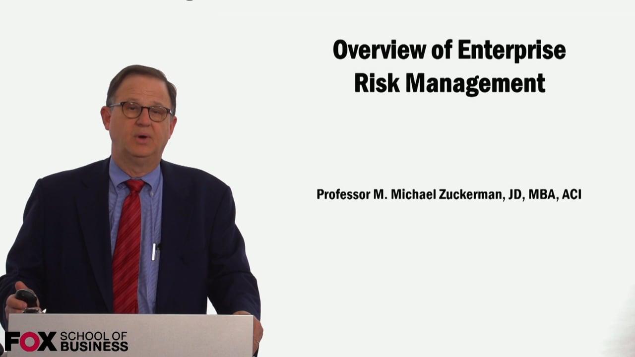 59048Overview of Enterprise Risk Management
