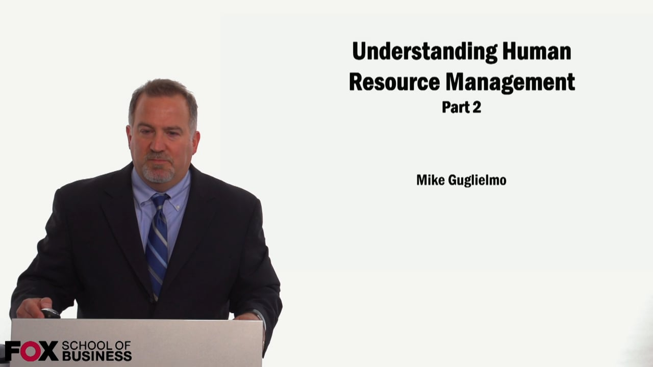 59052Understanding Human Resource Management Part 2