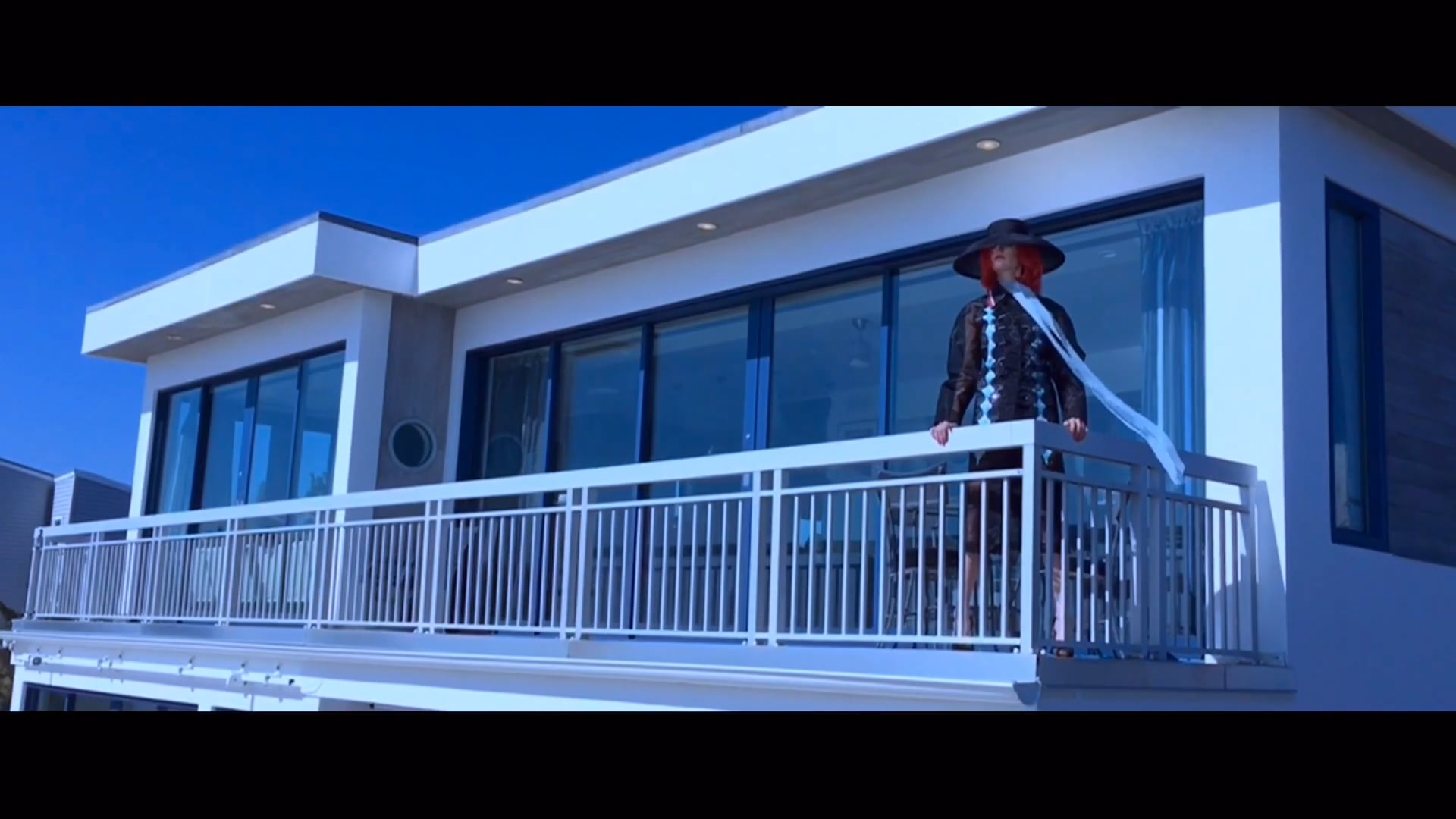 Blue Beach House Fashion Film with model Sofie Theobald from the June 2016 Vogue Taiwan Fashion Editorial Shoot