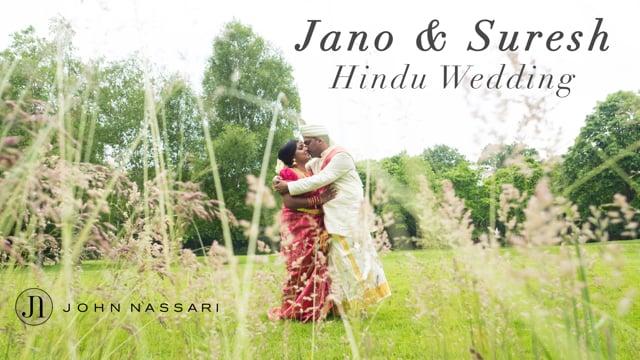 Jano & Suresh - Hindu Wedding - Highlights