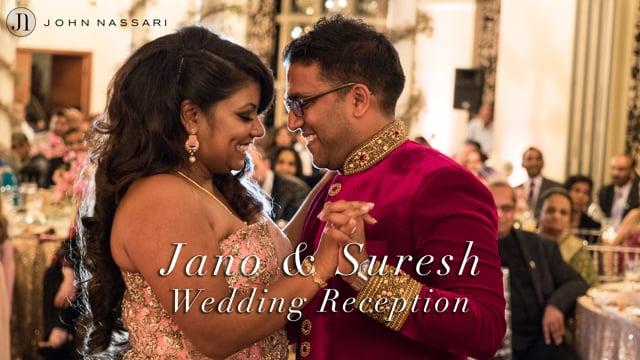 Jano & Suresh - Wedding Reception - Full Length