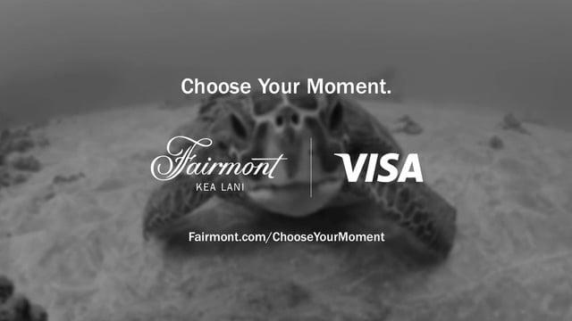 Fairmont/Visa, Hawaii