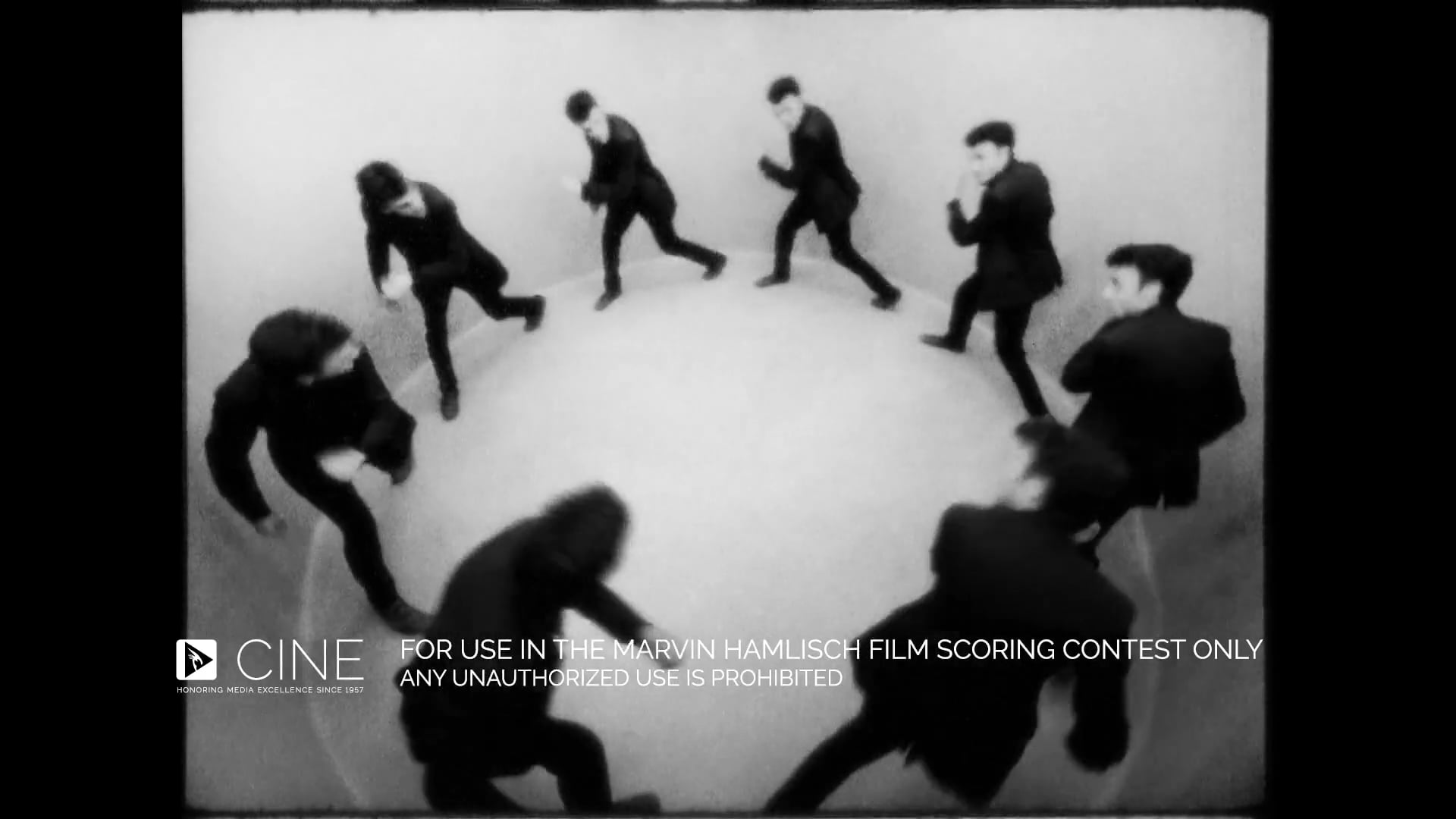 One Man, Eight Cameras - Score by Aija Alsina - 2016 Marvin Hamlisch Film Scoring Contest Finalist