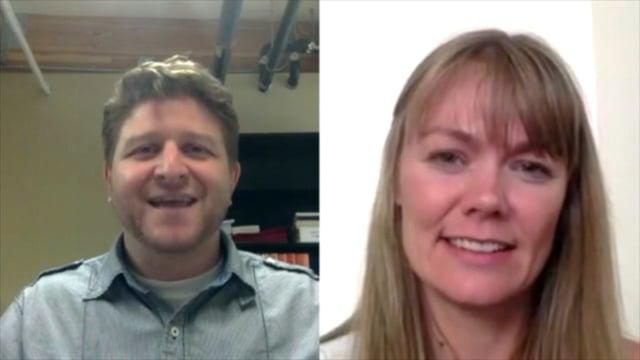 Jason Stein - Interview with OCOM Alumna Sarah Carter (2016)