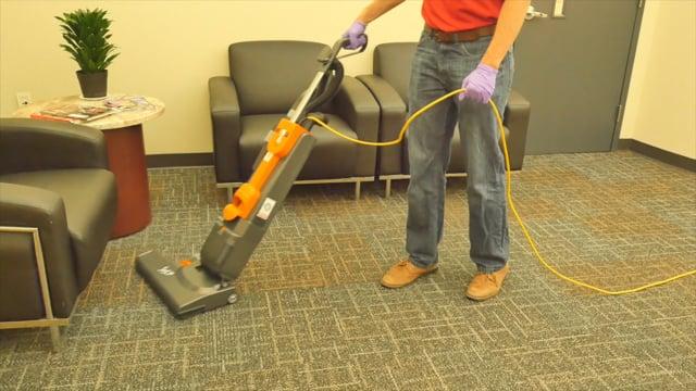 Vacuuming Procedures   Diversey