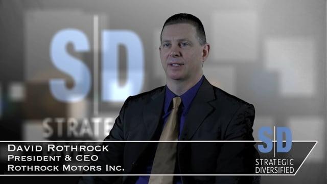 Why SD: Reason 1 - Training - David Rothrock