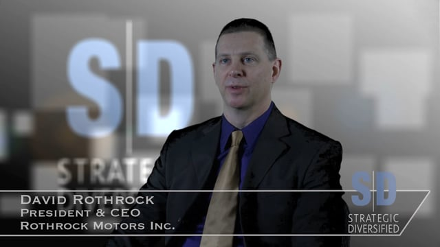 Why SD: Reason 2 - Compliance - David Rothrock