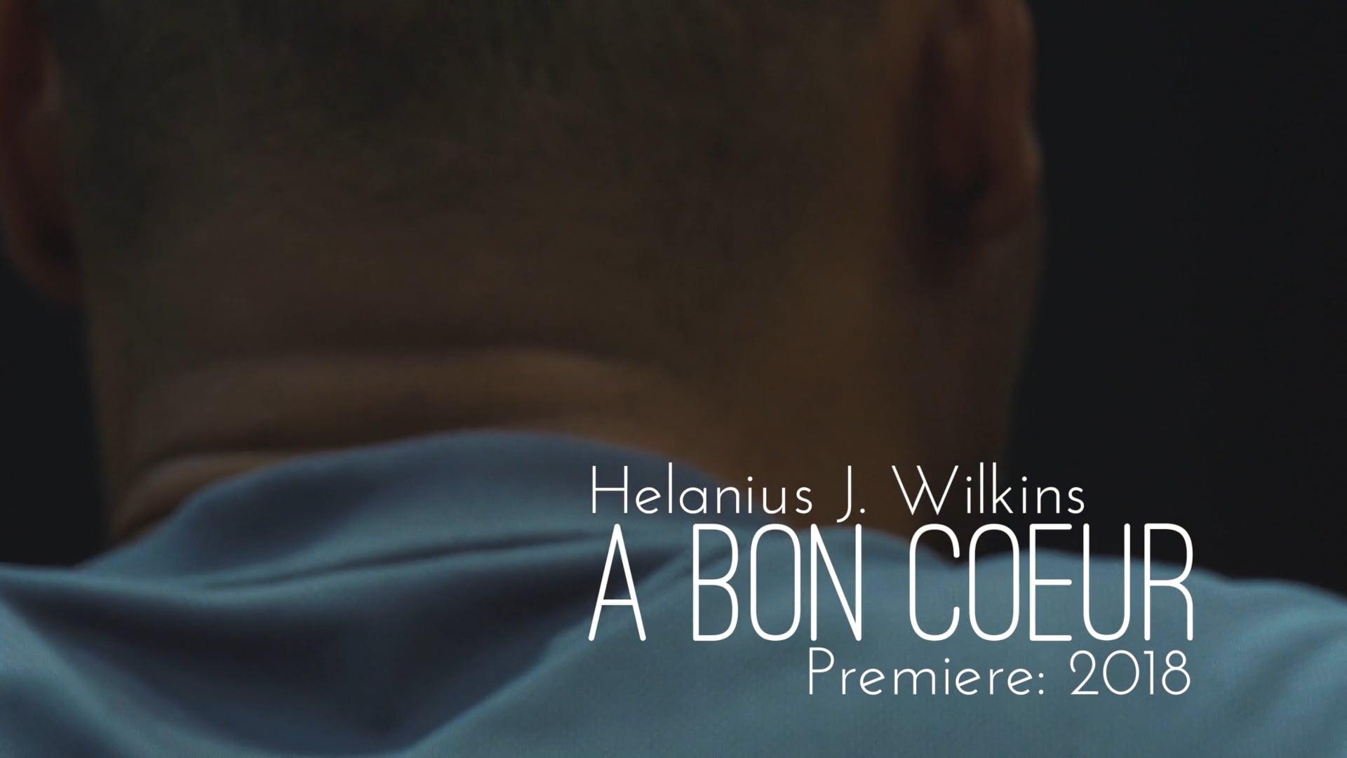 """HJW_""""A Bon Coeur"""" Trailer #1"""