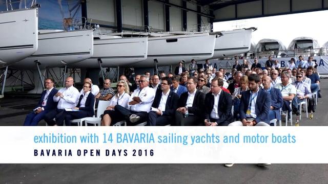 Eventbegleitung: BAVARIA OpenDays 2016