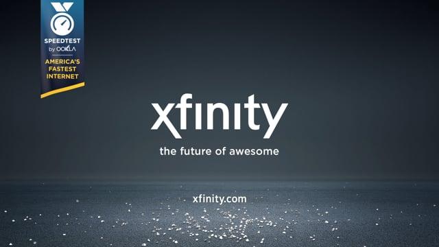 """Xfinity Bumper: """"DIY"""""""