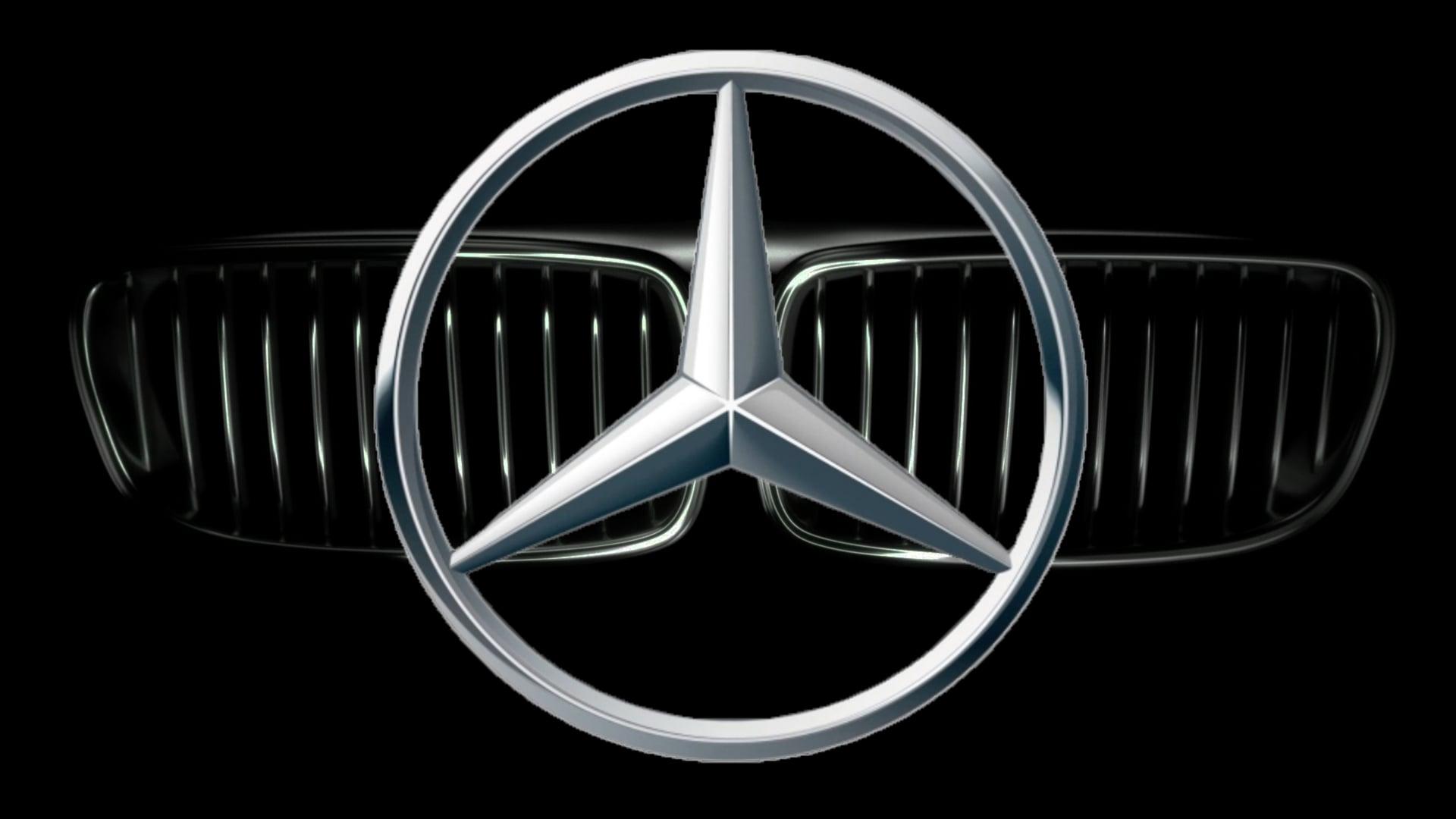 Mercedes - 100 Jahre BMW