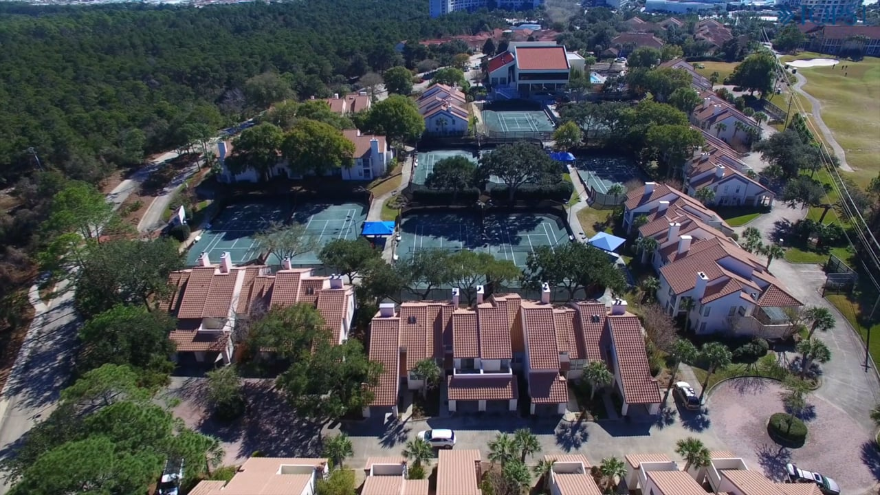 Tennis Village in Tops'l Resort