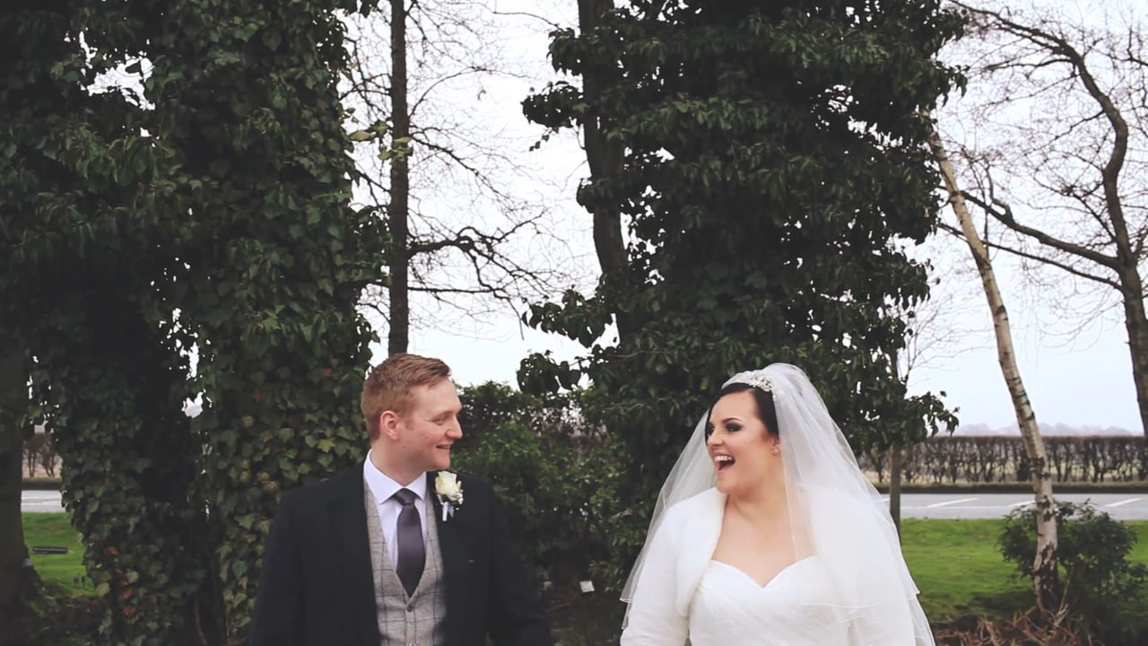 Charlotte and George Wedding