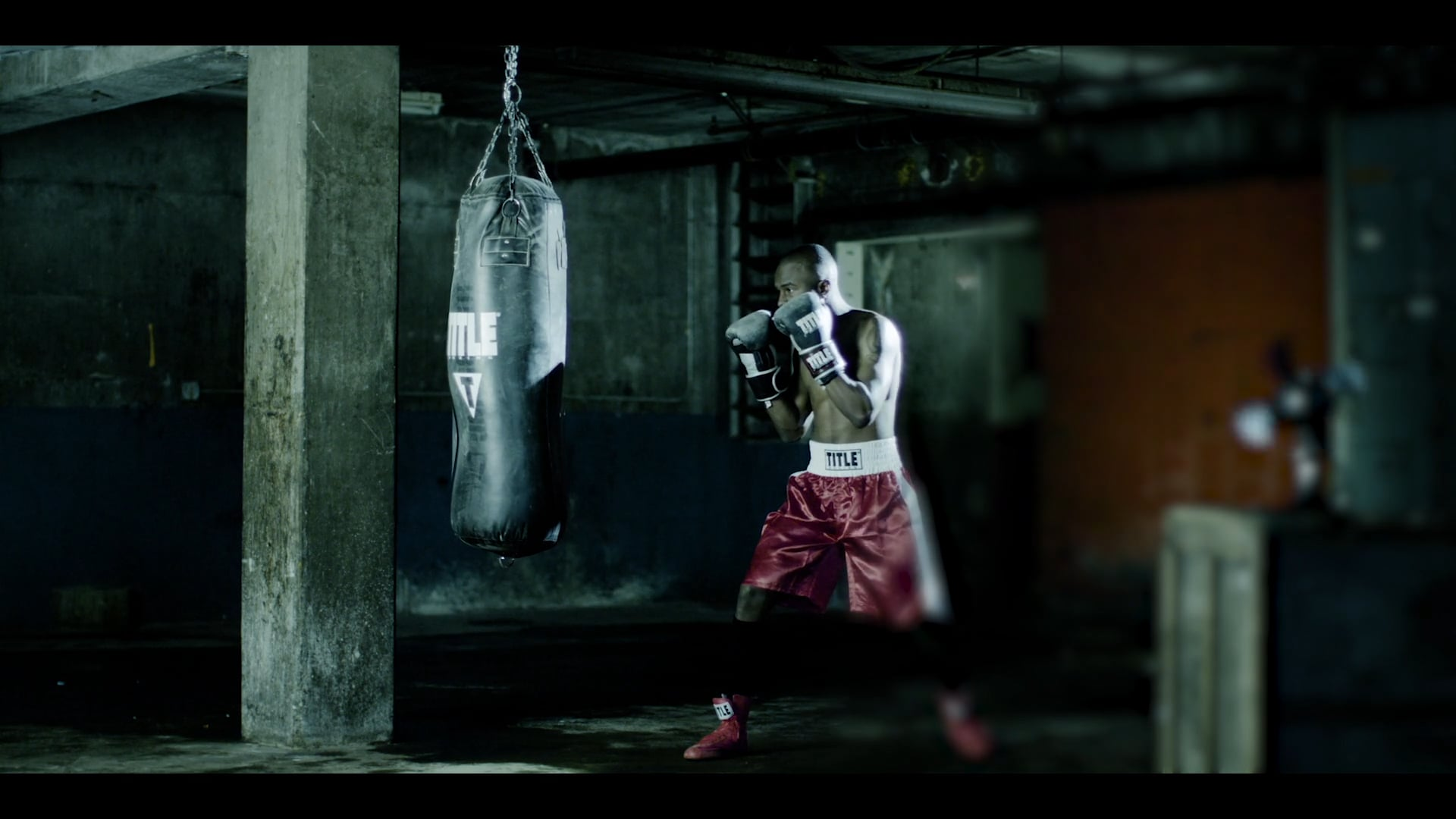 TITLE Boxing - Branded Content (Eric Jackson)