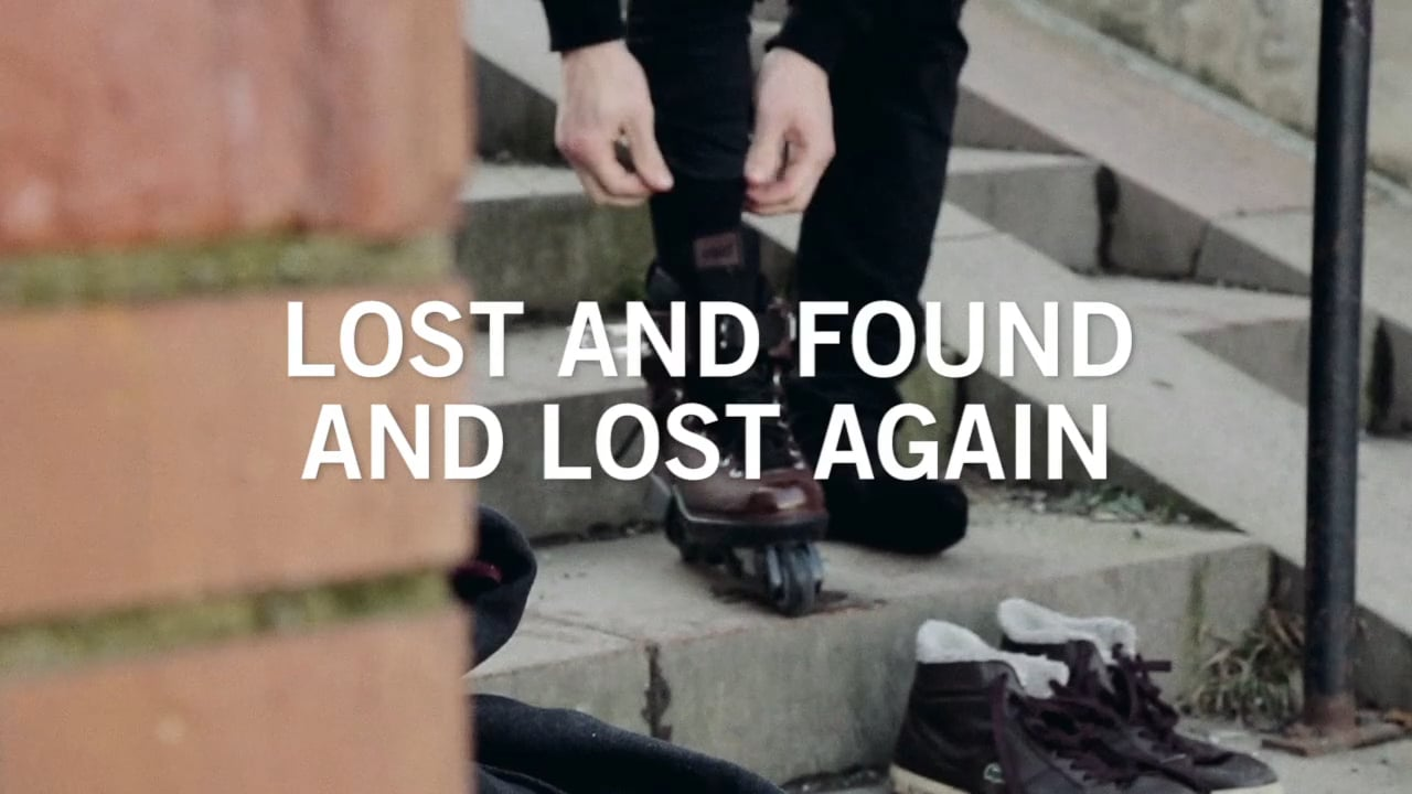 Lost And Found And Lost Again 2015