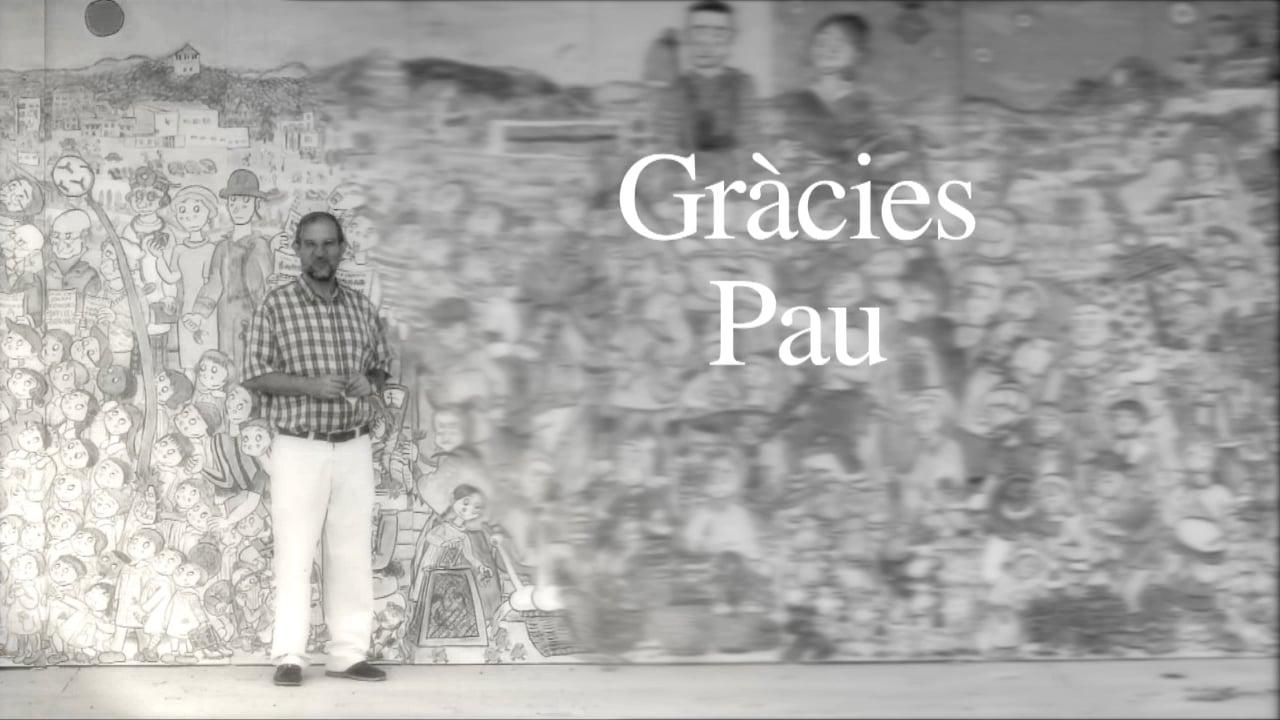 """Documental """" Gràcies  PAU"""""""