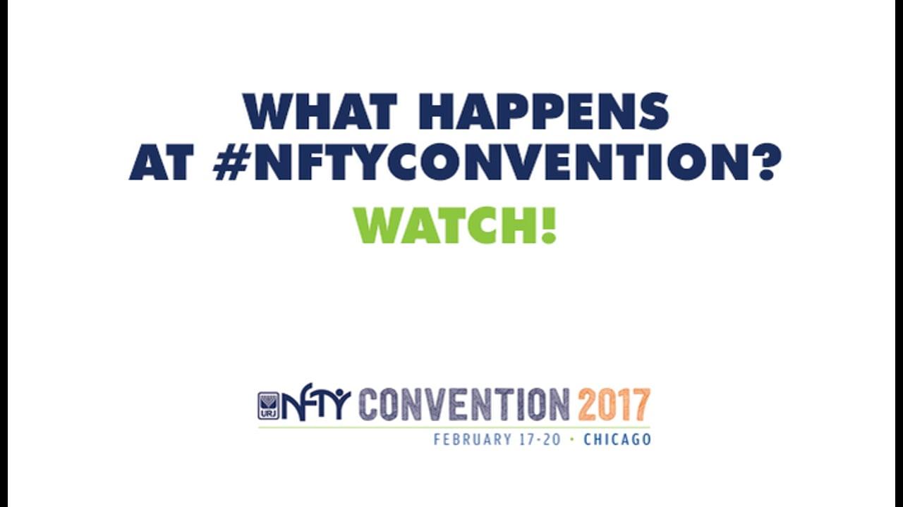 NFTY Convention 2015 Rewind!