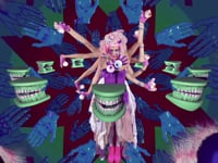 Get Psychic - music video by Zebbler Encanti Experience (featuring Prismatik and Olivia Dawn)