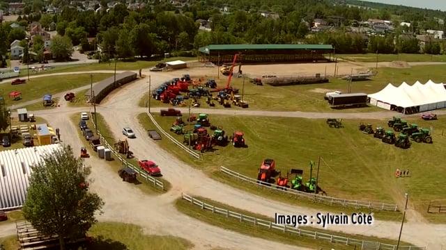 Reportage : Annonce de la 191e foire agricole Expo Lachute Fair (Zone 27 juin 2016 p.01)