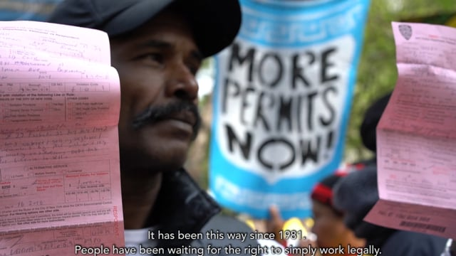 Street Vendor Rights in New York City, Queens' Migrant Kitchen Series