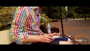 Komponowanie utworu - scena III - pad