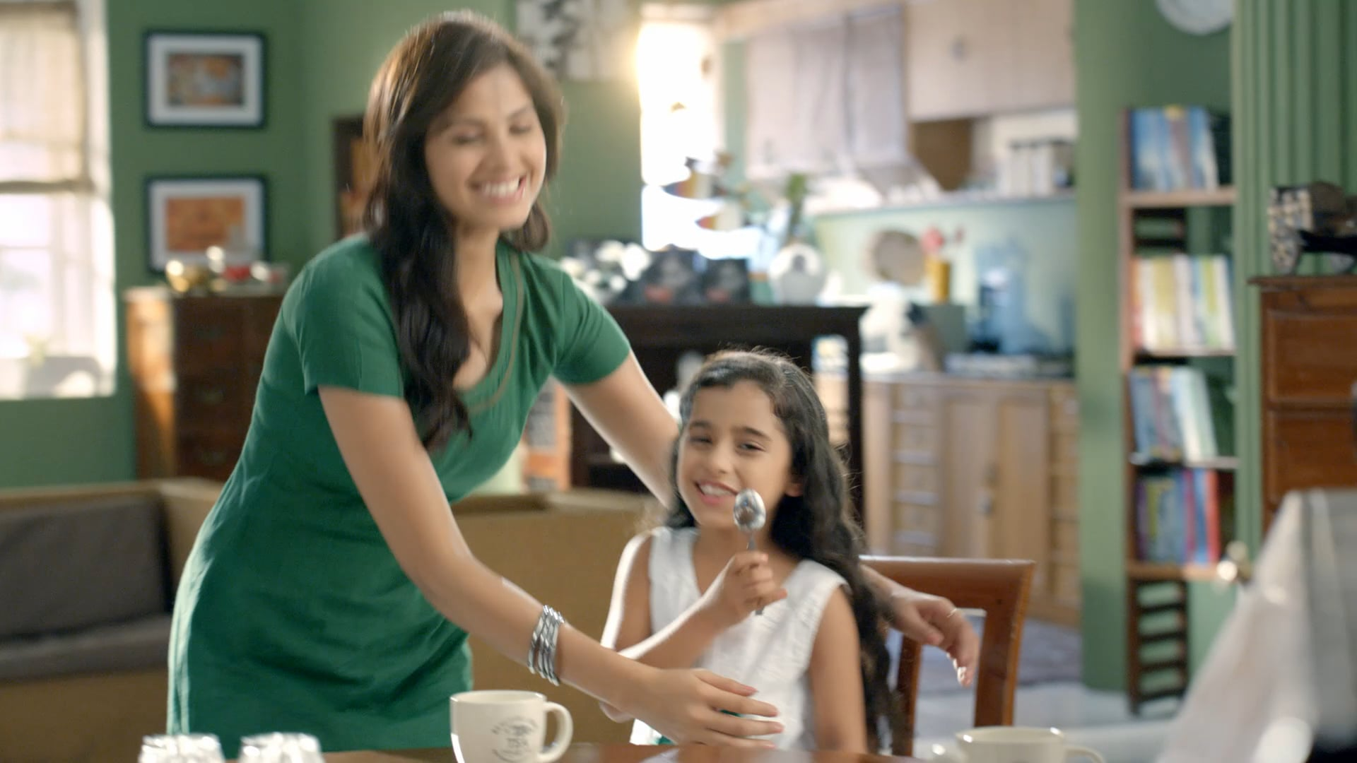 Prakash Pandurangan-Chandrika Soap Spoon Offer