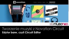 Edytor barw czyli Circuit Editor