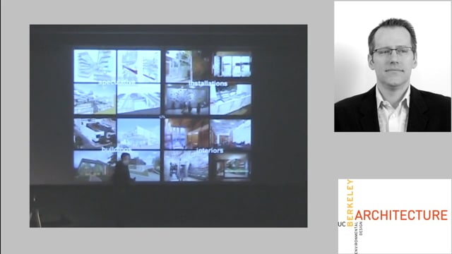 David Lewis -  2.8.12  Architecture Lecture