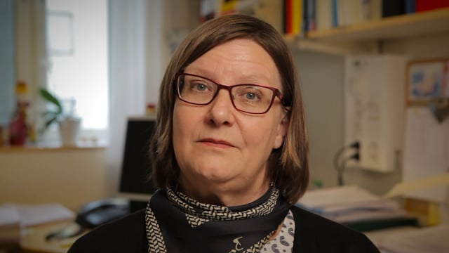 Marene Landström, professor i patologi