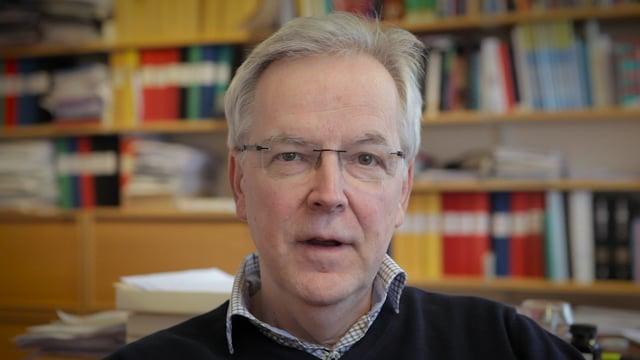 Tommy Olsson, professor i endokrinologi