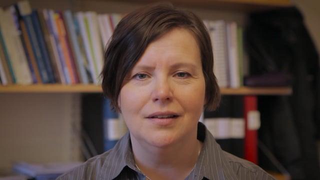 Ingeborg Nilsson, docent i arbetsterapi