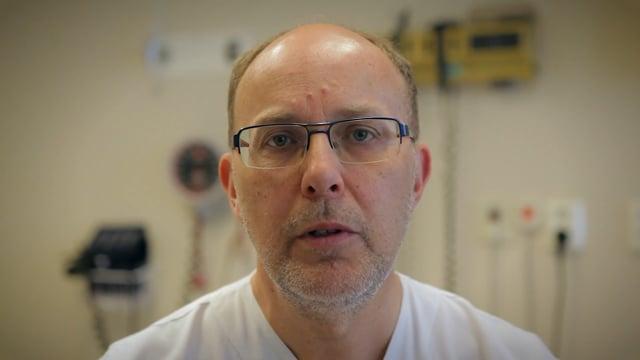 Anders Blomberg, professor i Lungmedicin