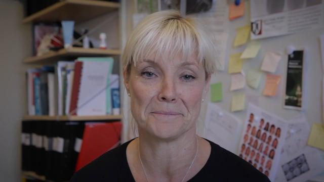 Pernilla Lundberg, docent i odontologi