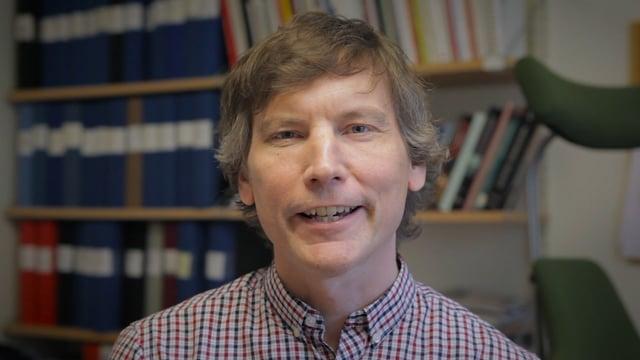 Erik Rosendal, professor i fysioterapi
