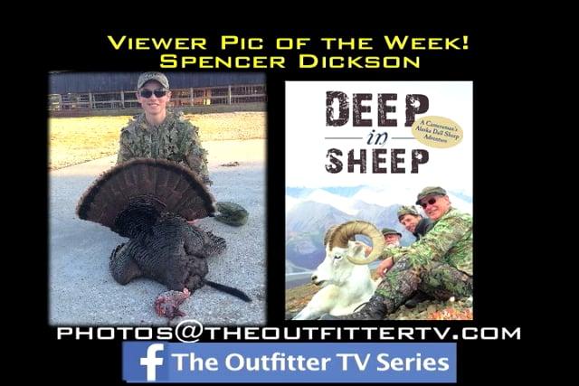 Spencer Dickson, 6/12/16