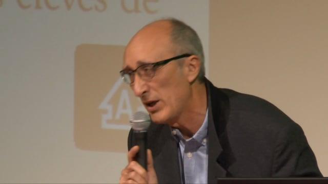 Conférence de Vincent Troger