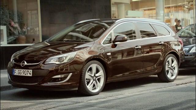 Opel Einparken