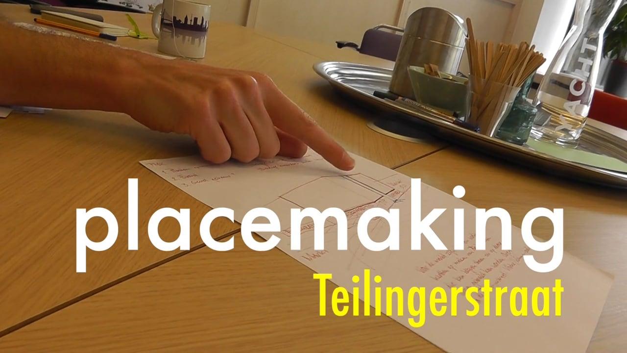 placemaking Teilingerstraat